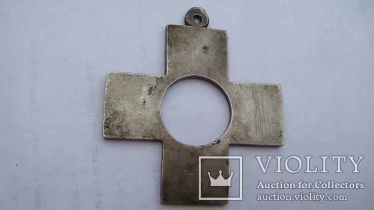 Знак Камчатского православного братства, серебро 84 пр, Линден, фото №5