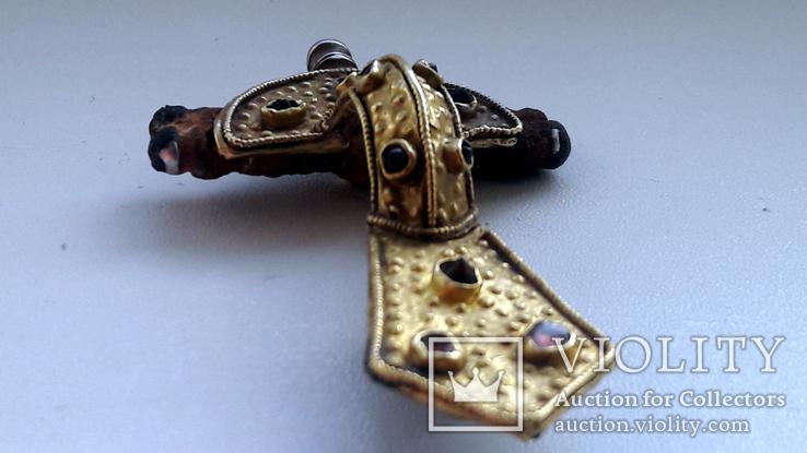 Фібула 4-5 століття, фото №4