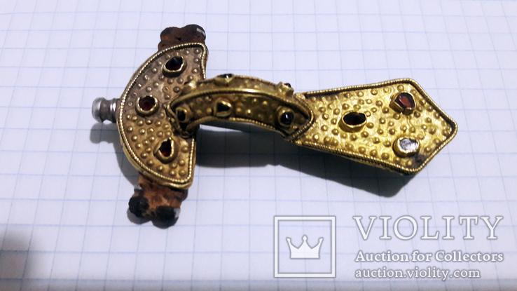Фібула 4-5 століття, фото №9