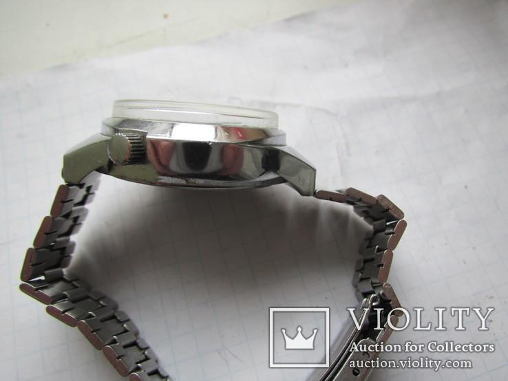 Часы Луч электро-механические, фото №4