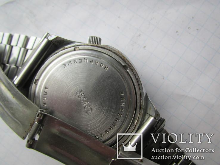 Часы Луч электро-механические, фото №6
