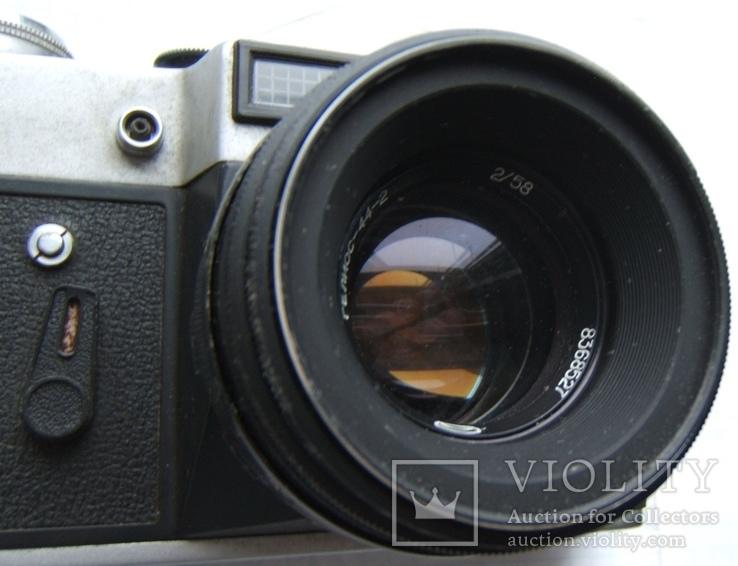 Зенит-Е с Гелиос 44-2, фото №12