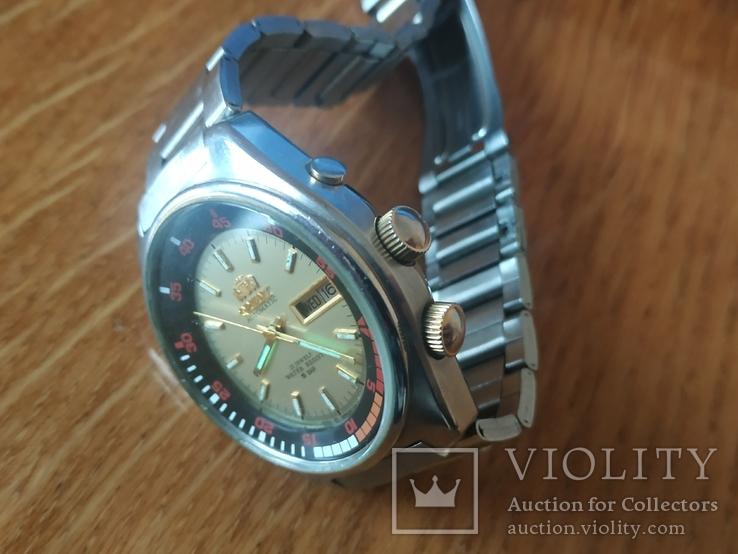 Часы Orient как SK, фото №5