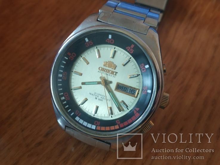 Часы Orient как SK, фото №6