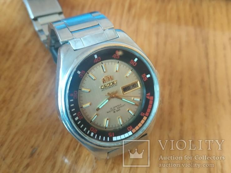Часы Orient как SK, фото №7