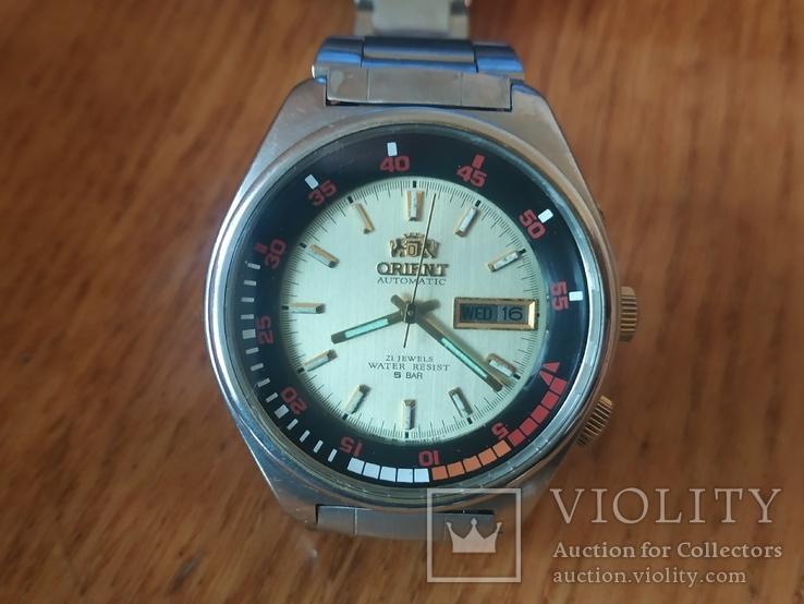 Часы Orient как SK, фото №2