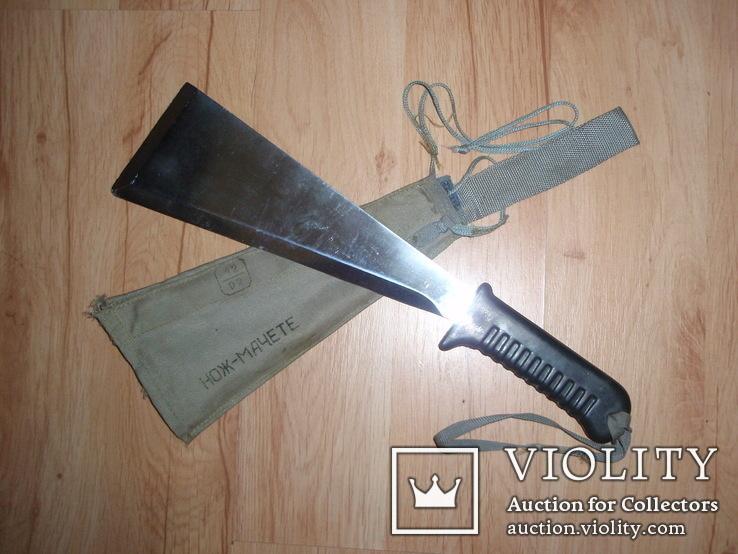 Нож Мачете ВВС СССР, фото №4