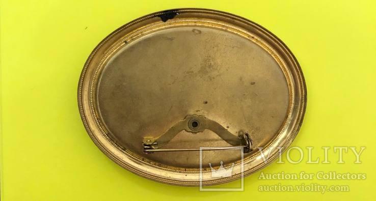 Брошка Вінтажна біжутерія., фото №3