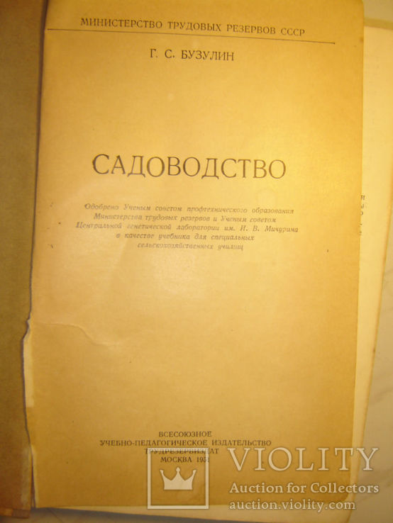 Садоводство. 1951г., фото №3