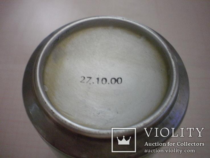 "Пиво ""Martinsky zdroj""  2000г.(ж.б. не открывалась), фото №5"