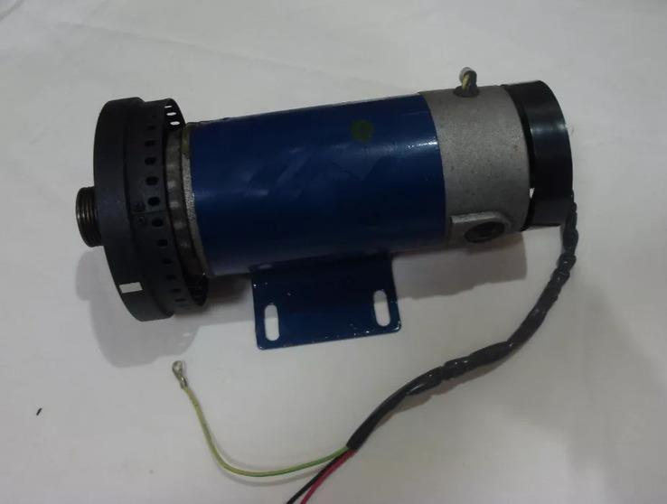Двигатель для беговой дорожки SJ04, фото №2