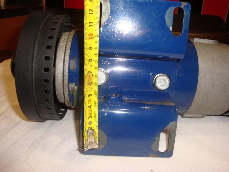 Двигатель для беговой дорожки SJ04, фото №4
