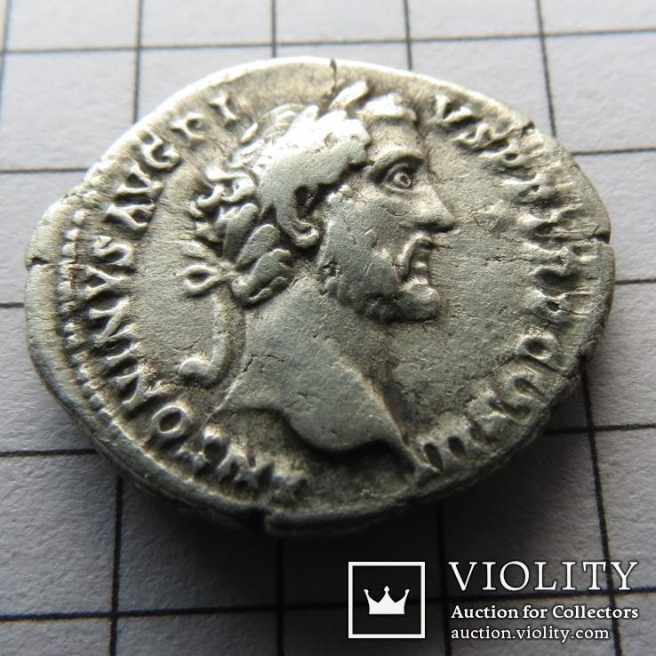 Двух портретник Аврелий Марк - Антонин Пий.