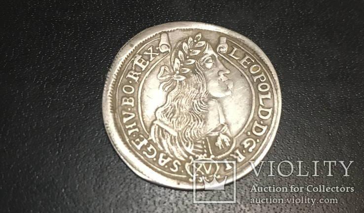 15 крейцерів 1675 р.