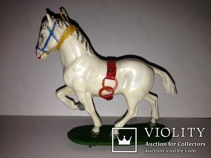 Индейцы, ковбои, лошади ГДР., фото №3