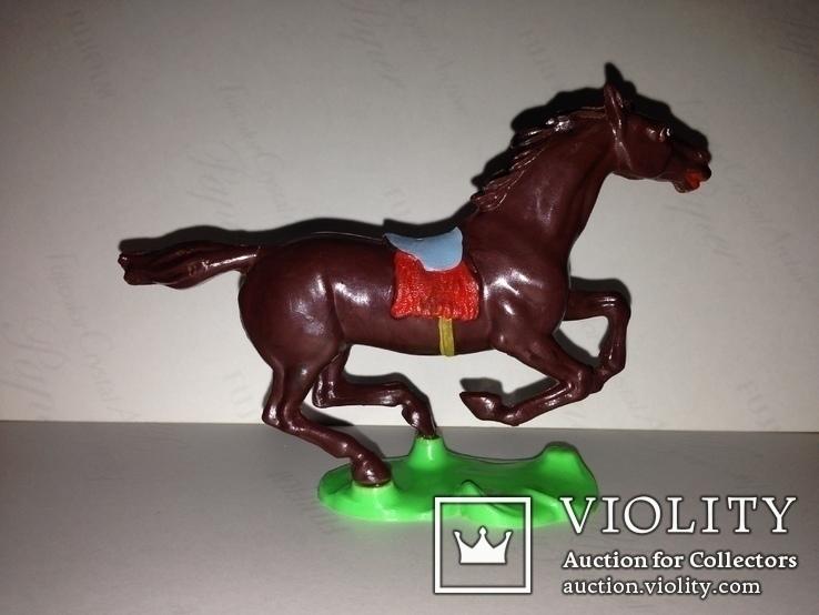 Индейцы, ковбои, лошади ГДР., фото №9