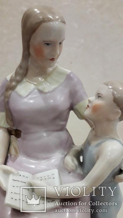 Мать и ребёнок Материнство Городница 30-е