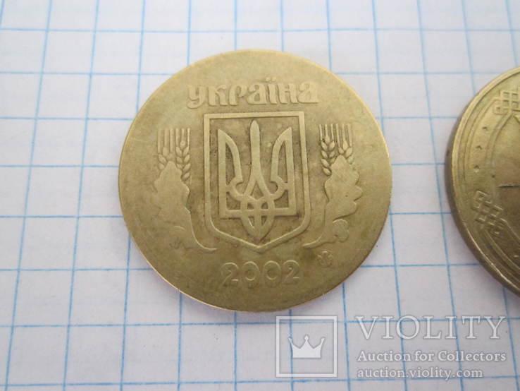 Монеты Украины (с браками), фото №3
