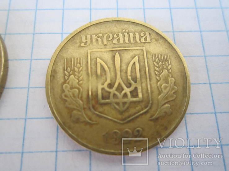 Монеты Украины (с браками), фото №5