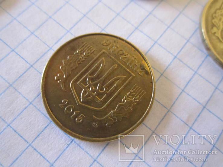 Монеты Украины (с браками), фото №7