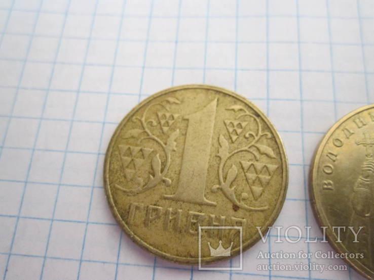 Монеты Украины (с браками), фото №9