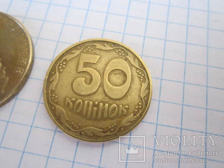 Монеты Украины (с браками), фото №11