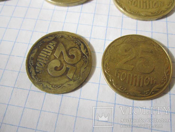 Монеты Украины (с браками), фото №12