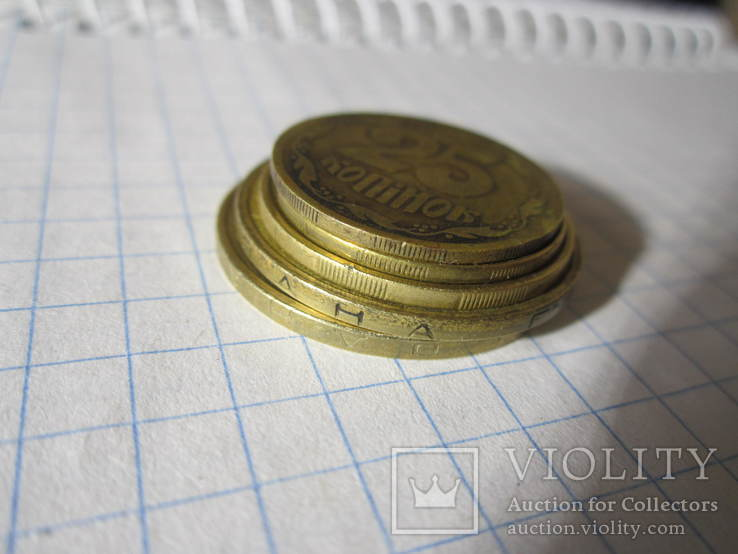 Монеты Украины (с браками), фото №13