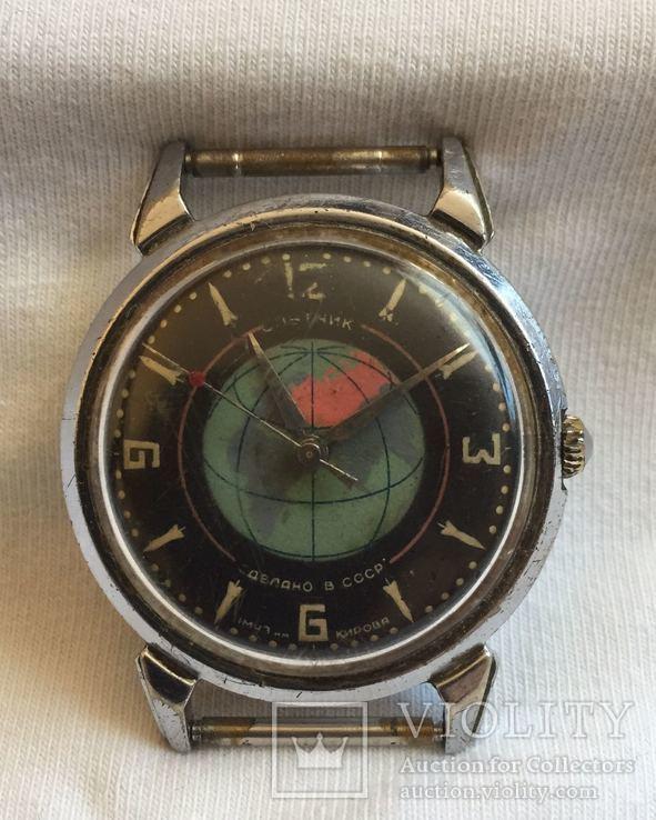 Часы кировские ( Спутник)