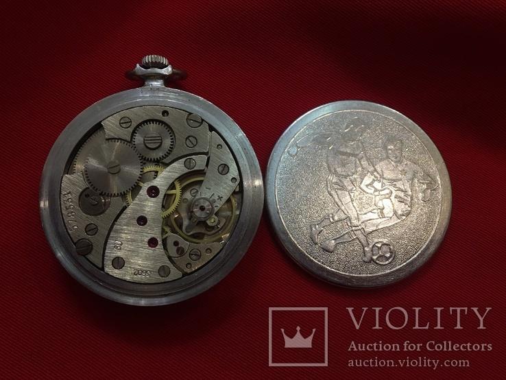 Часы Молния Спартак, фото №7