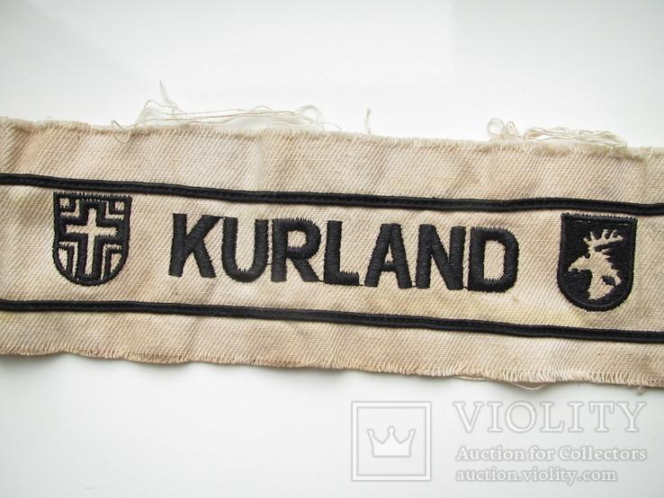 Манжетная лента Kurland, copy, фото №8