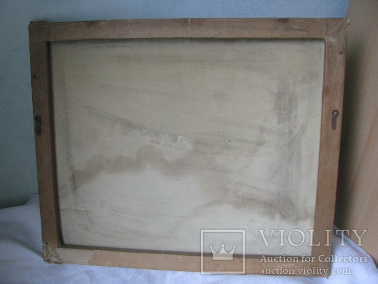 Пейзаж  печать на холсте с подрамником., фото №5