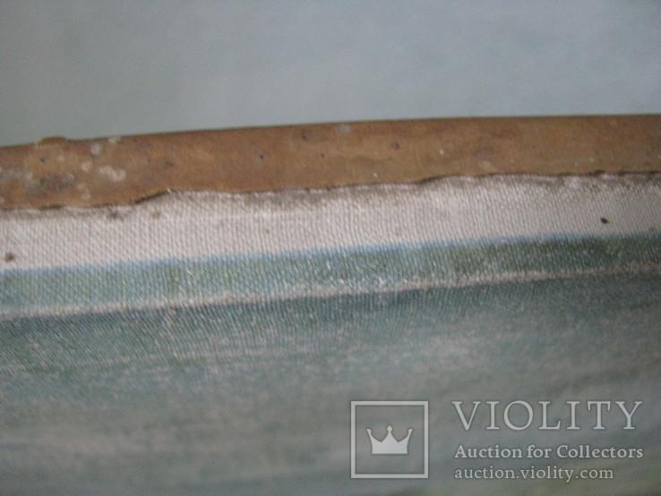 Пейзаж  печать на холсте с подрамником., фото №7