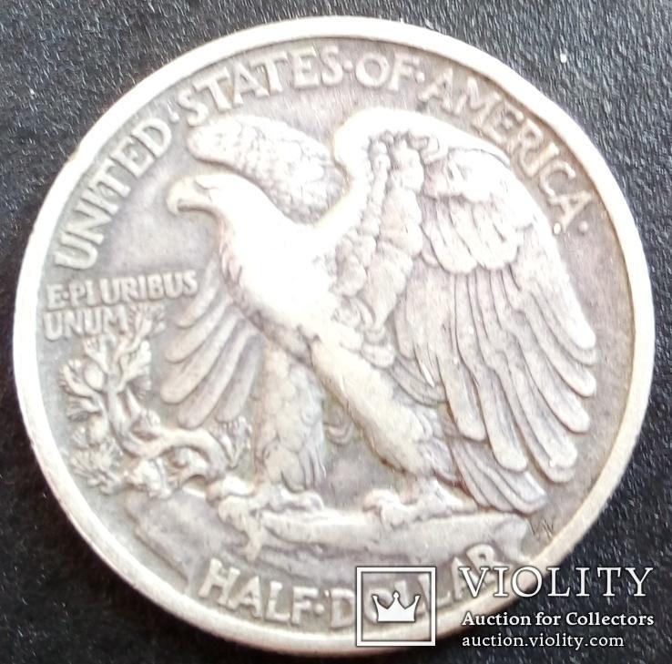 1/2 доллара 1943, фото №4
