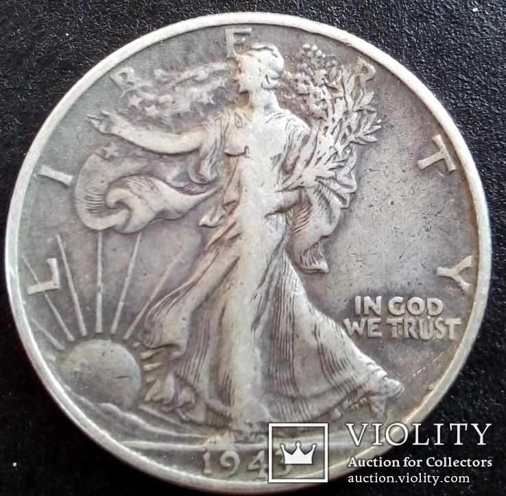 1/2 доллара 1943, фото №8