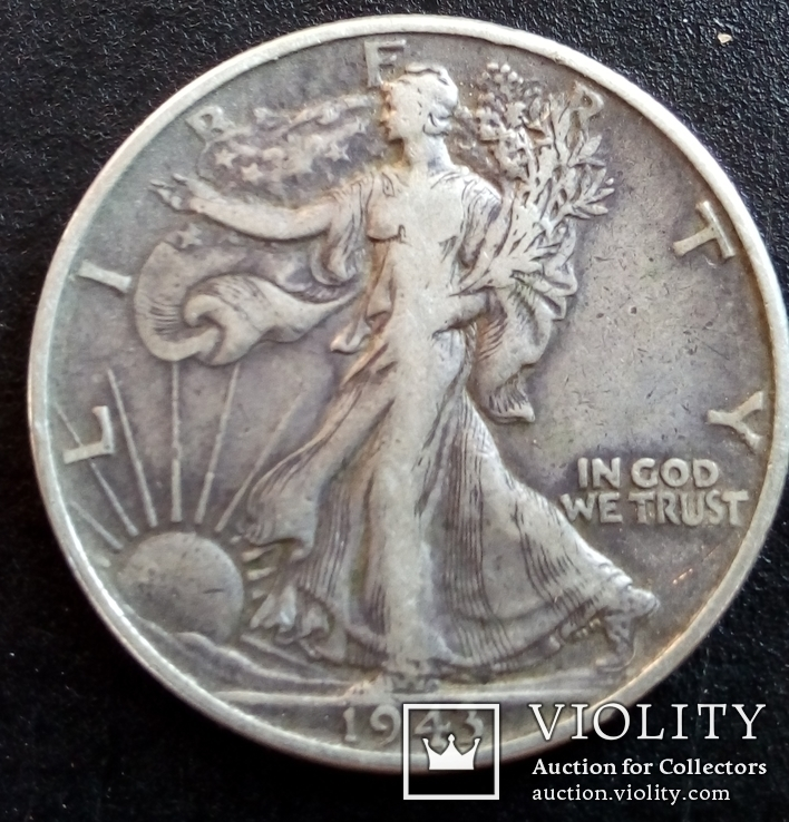 1/2 доллара 1943, фото №10