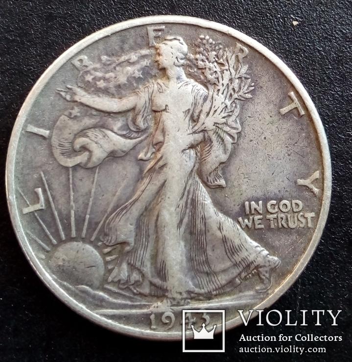 1/2 доллара 1943, фото №11