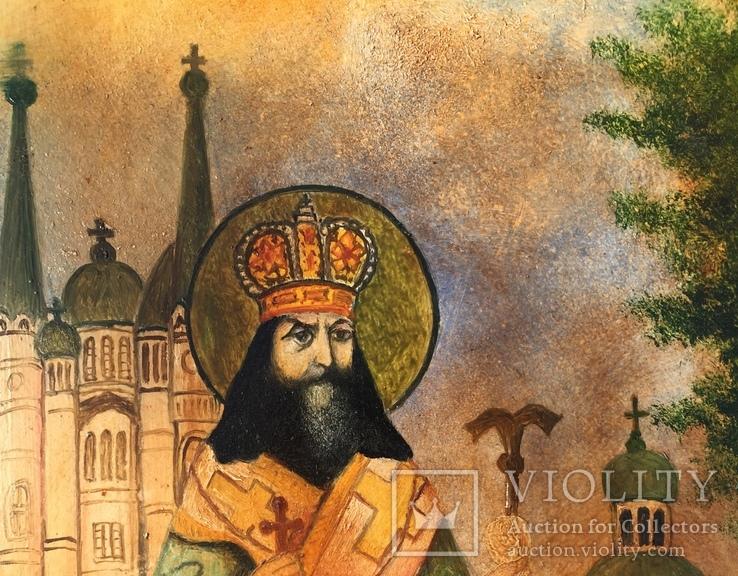 Икона Феодосий Черниговский, фото №4
