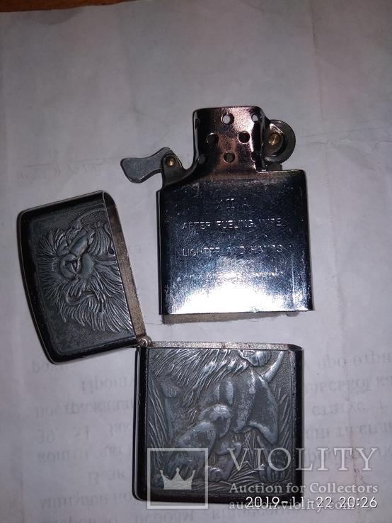 Зажигалка zippo, фото №4