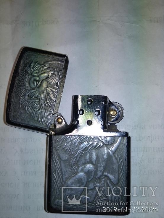 Зажигалка zippo, фото №5