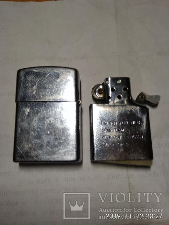 Зажигалка zippo, фото №7