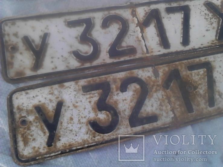 Два номера 32 17, фото №3