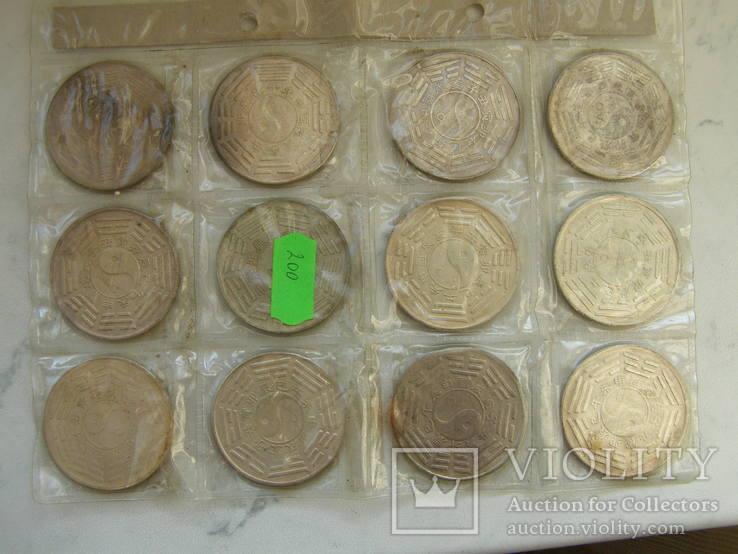 Копии монет со знаками зодиака, фото №3