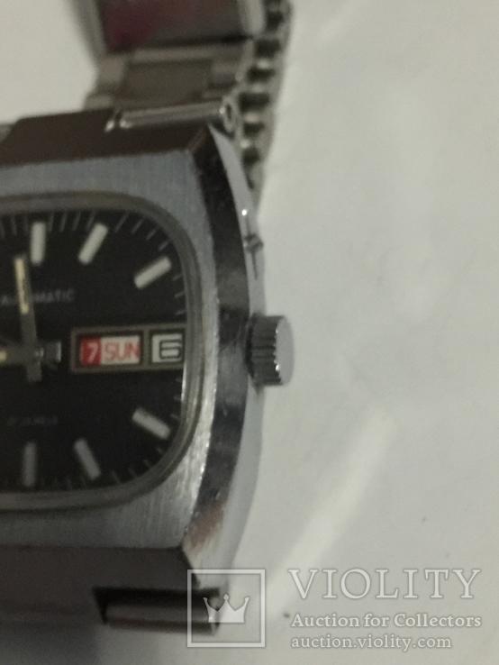Часы слава с автоподзавод За Службу 88г хром, фото №6