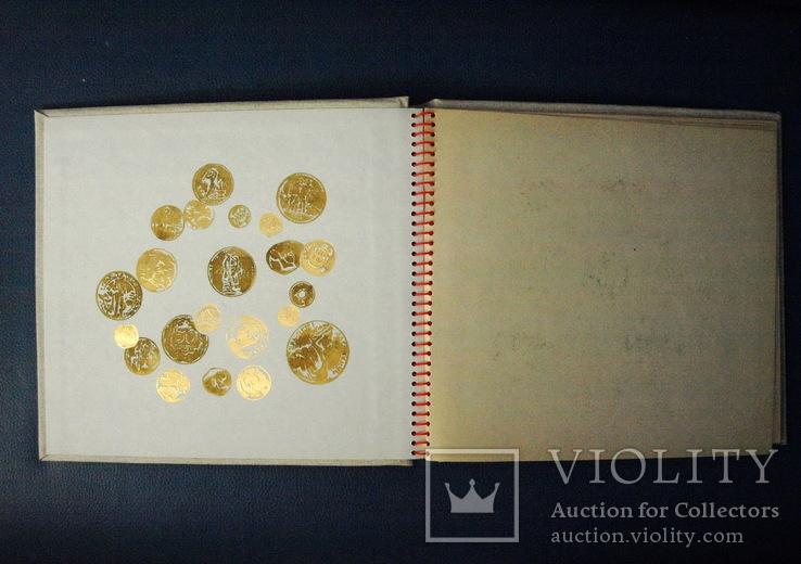 Альбом для монет на 140шт., фото №4