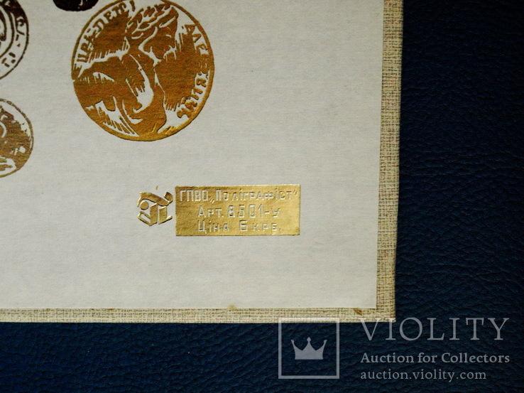 Альбом для монет на 140шт., фото №5