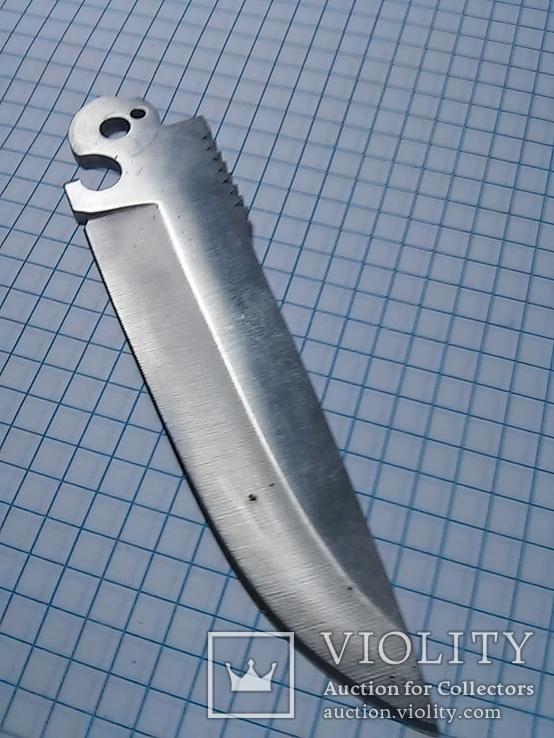 Лезвие - полотно от выкидного ножа: Min sheng, фото №3