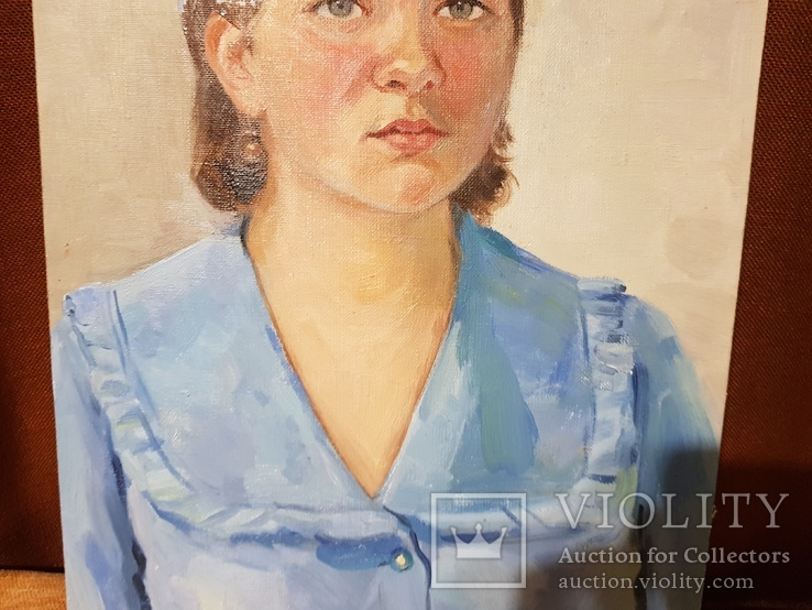 Портрет, фото №4