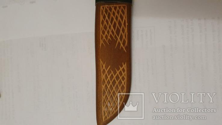 Нож охотничий ручная работа, фото №5