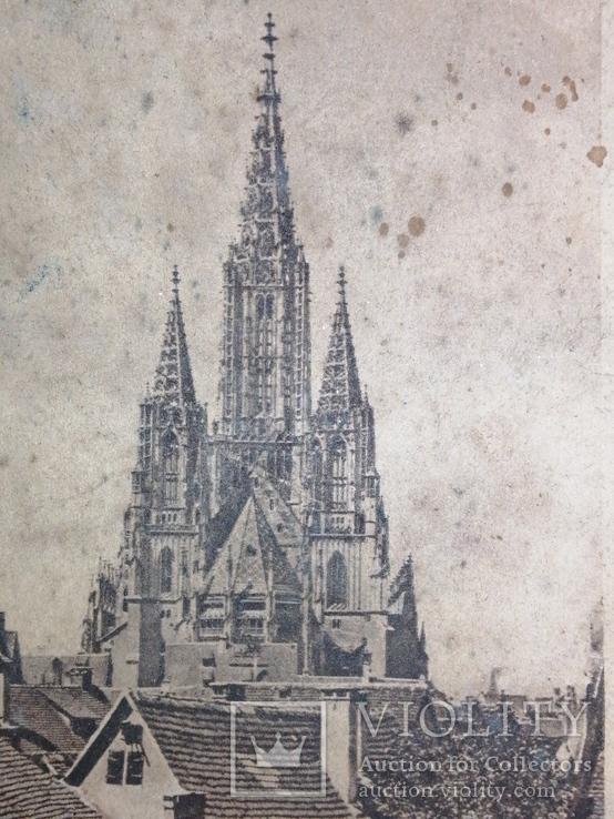 Довоенные открытки германии